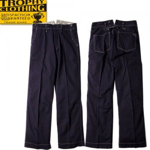 TR21SS-601 Modern Times Trousers