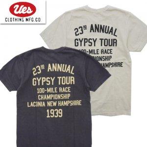 652102 「GYPSY TOUR」 プリントTシャツ