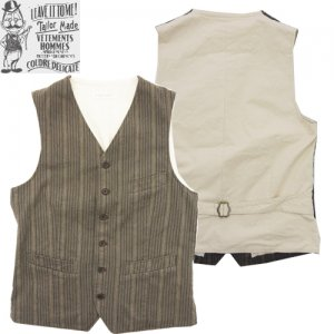 OR-4200B French Work Gilet