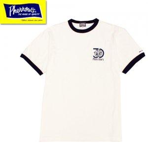 21S-PRT-30th アニバーサリーアイテム リンガーTシャツ