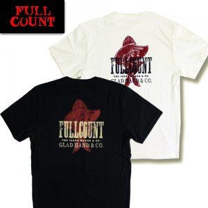 GHT-005 FULLCOUNT GLAD HAND コラボ COWGIRL ポケット T SHIRT