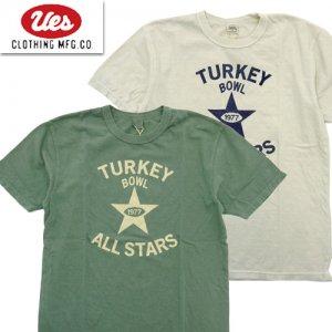 652112 「TURKEY BOWL」 プリントTシャツ