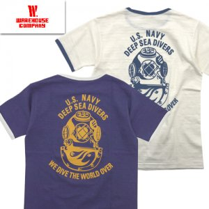 Lot4059 「HCU1419」 リンガーTシャツ