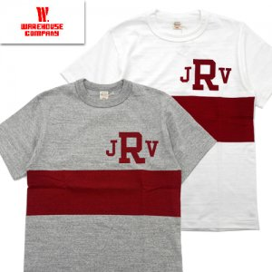 Lot4601 「JRV」 プリントTシャツ