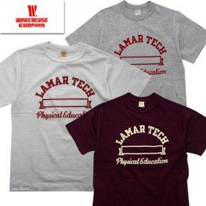 Lot4601 「LAMAR TECH」 プリントTシャツ