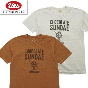 652108 「CHOCOLATE SUNDAE」 プリントTシャツ