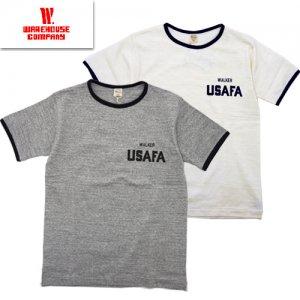 Lot4059 「USAFA」 リンガーTシャツ