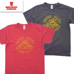 Lot4064 2ND HAND SERIES 「U.S. MARINE CORPS」 プリントTシャツ