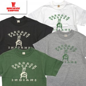 Lot4601「PASCACK VALLEY」プリントTシャツ