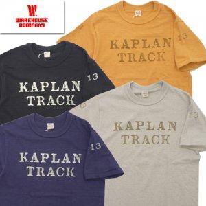 Lot4601「KAPLAN」プリントTシャツ