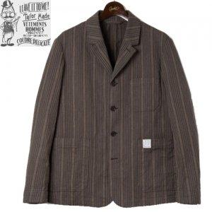 OR-4204A Stripe Jacket クラシック ストライプ ジャケット