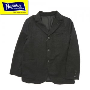 21W-PWSC1 ウールサックジャケット