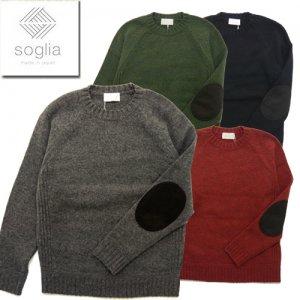 SOGLIA Landnoah Sweater ランドノア セーター