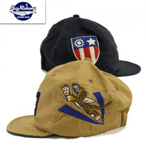 BR02689 SQUADRON EMBROIDERY CAP FLYING TIGERS