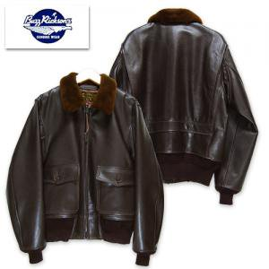 BUZZ RICKSONS(バズリクソンズ) G-1 LACQUER FINISH フライト ジャケット