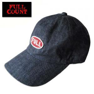 6770 FULL WAPPEN DENIM CAP