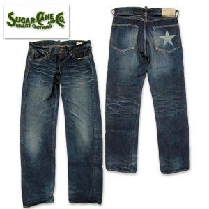 SC40901H 「5年モデル」14oz FIBER DENIM LONE STAR JEANS