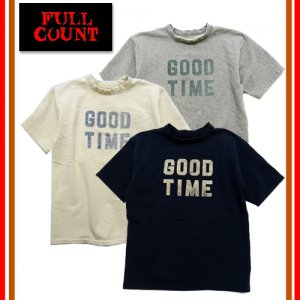 3719 SHORT SLEEVE SWEAT 半袖スウェットGOOD TIME