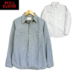 再入荷 4810 BASIC CHAMBRAY SHIRTS