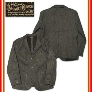 BBJ7-005 BROWN'S BEACH TAILORED JACKET