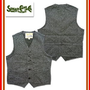 SC12795 9oz COTTON COVERT WORK VEST